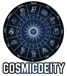 Cosmic Deity Logo